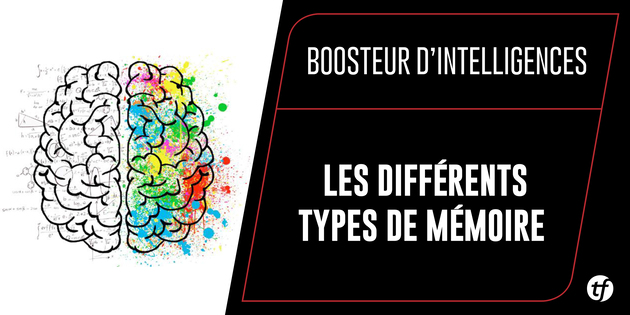 Boosteur d'Intelligences : les differents types de memoire